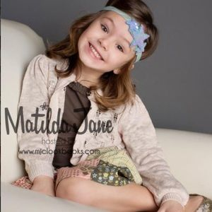 Matilda Jane Girls Coconut Cardigan    NWT
